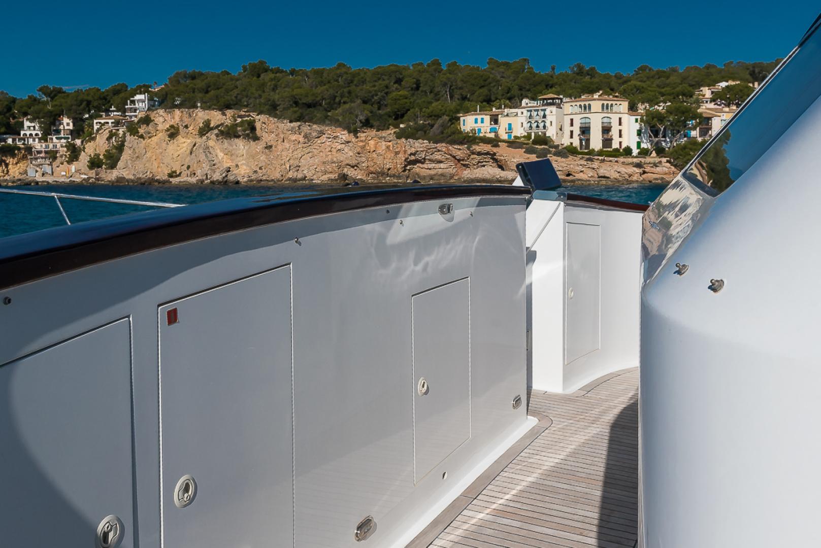 Custom-Blue Sailor Shipyard 70  2007-MAXMARA Palma de Mallorca-Spain-1114858 | Thumbnail
