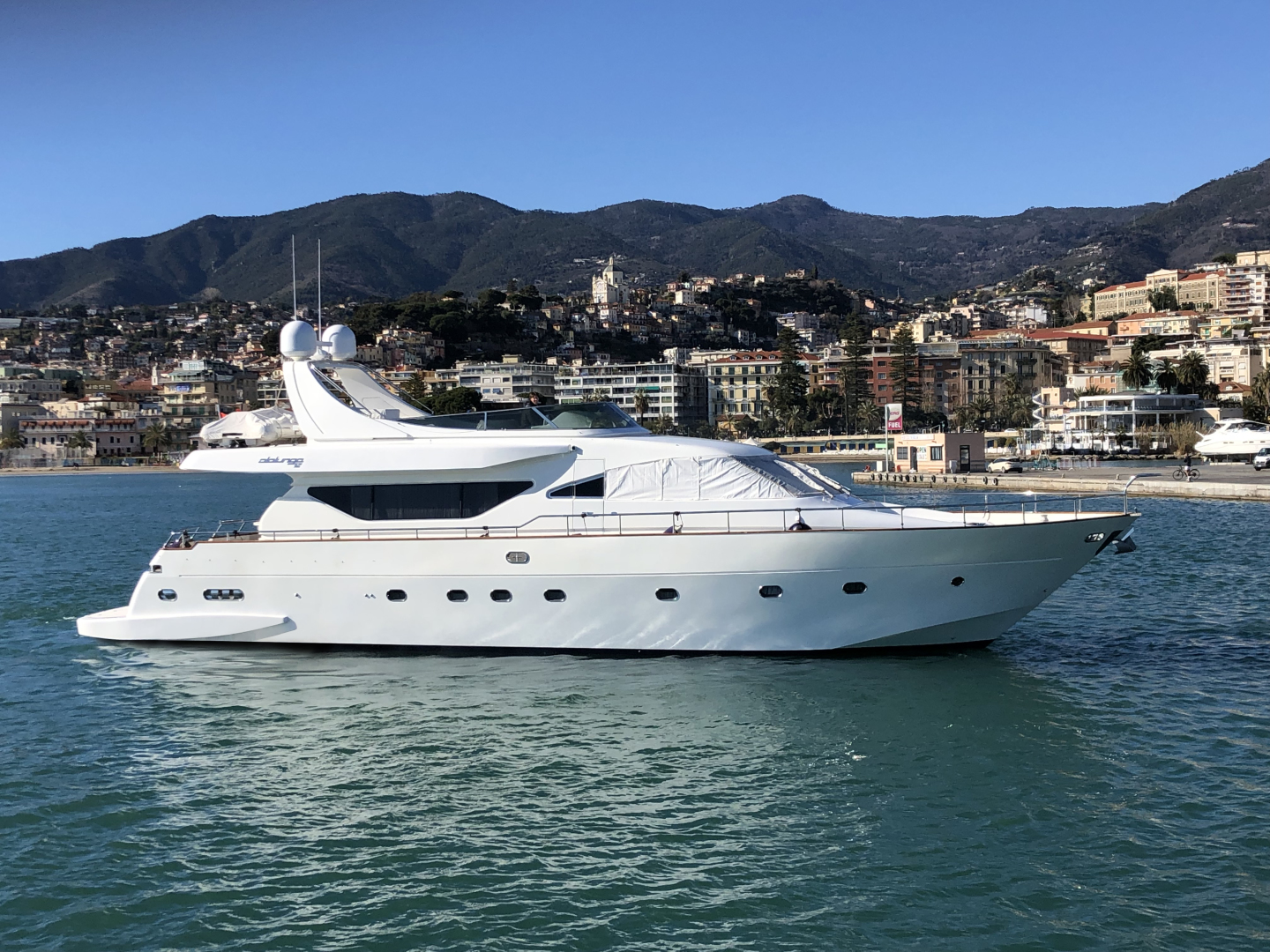 Picture Of: 72' Alalunga 72 2001 Yacht For Sale | 1 of 21
