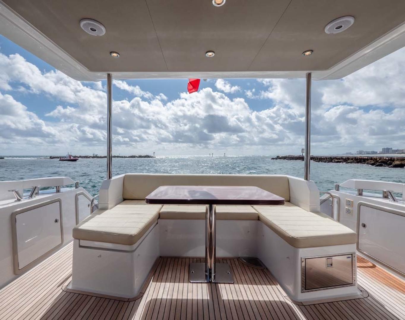 Azimut-50 Flybridge 2016-JET PRIVÉ Fort Lauderdale-Florida-United States-Bridge Seating-1116400 | Thumbnail