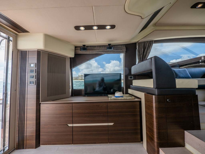 Azimut-50 Flybridge 2016-JET PRIVÉ Fort Lauderdale-Florida-United States-Salon Entertainment-1116410 | Thumbnail