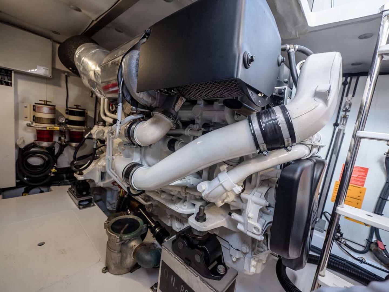 Azimut-50 Flybridge 2016-JET PRIVÉ Fort Lauderdale-Florida-United States-Engine Room-1116440 | Thumbnail