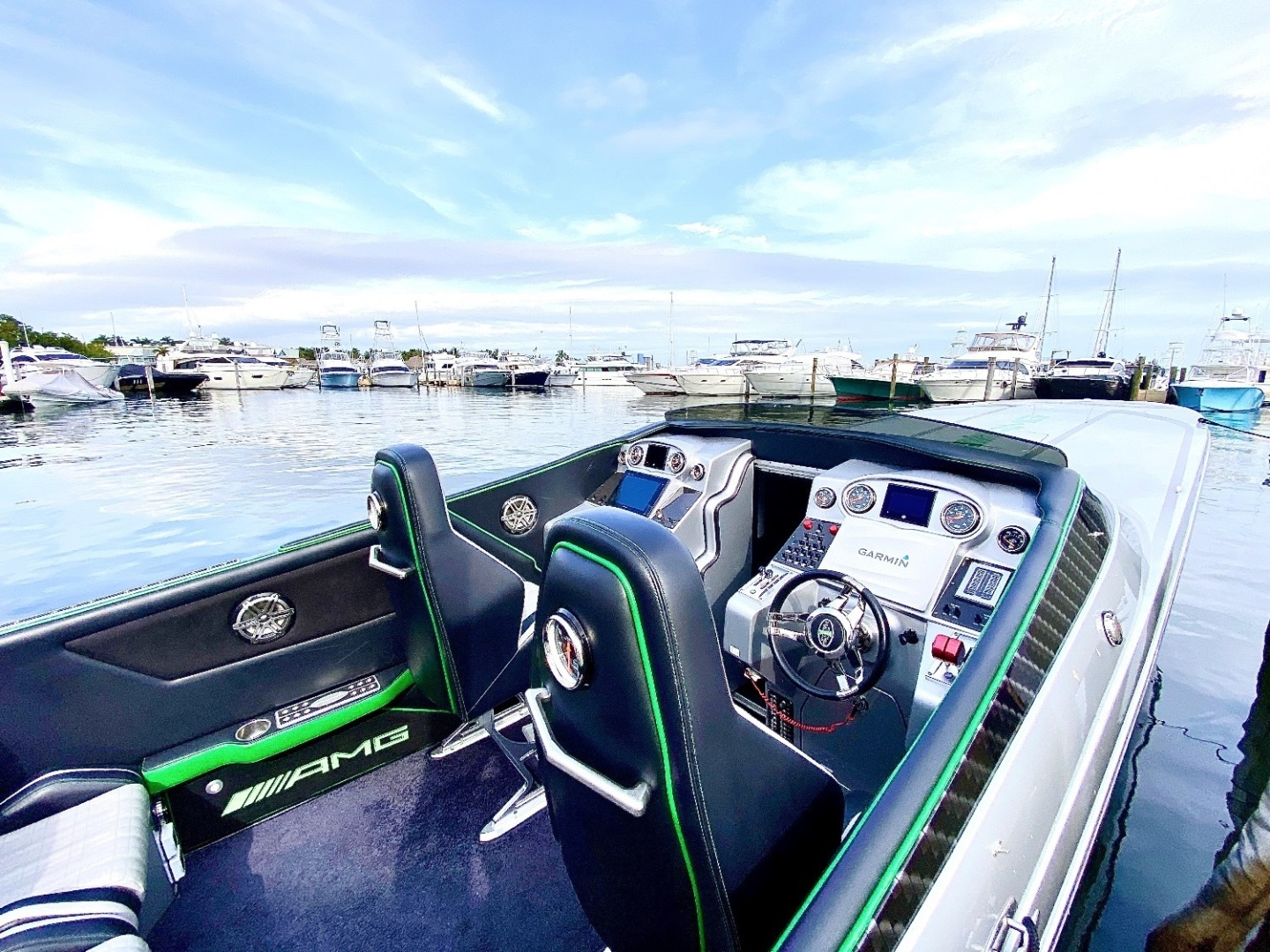 Picture Of: 50' Cigarette 2018 Cigarette 50 MARAUDER AMG 2018 Yacht For Sale | 2 of 21