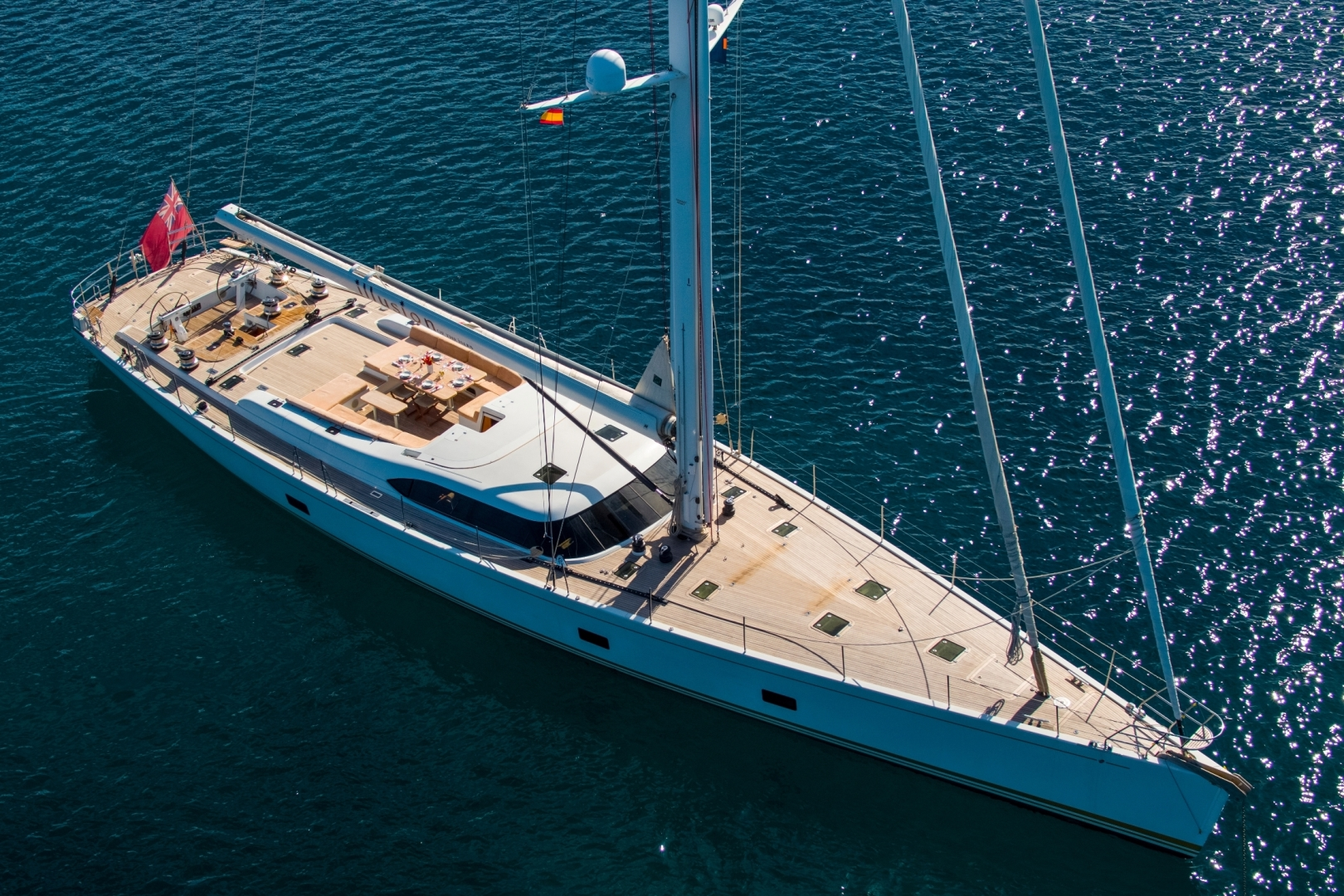 """2006 Southern Wind 100' 100DS """"ILLUSION OF THE ISLES"""""""