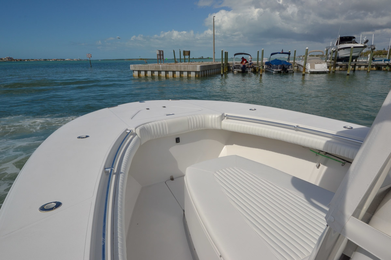 28' 2005 Southport 28 CC | Tampa Yacht Sales