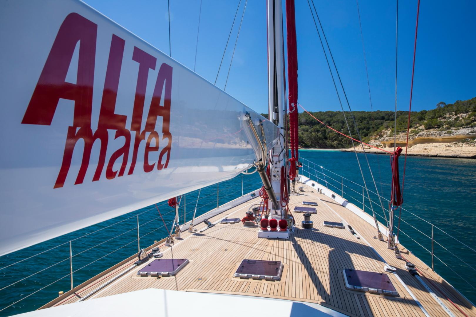 Jongert-2900M 1991-ALTA MAREA Palma de Mallorca-Spain-1117256   Thumbnail