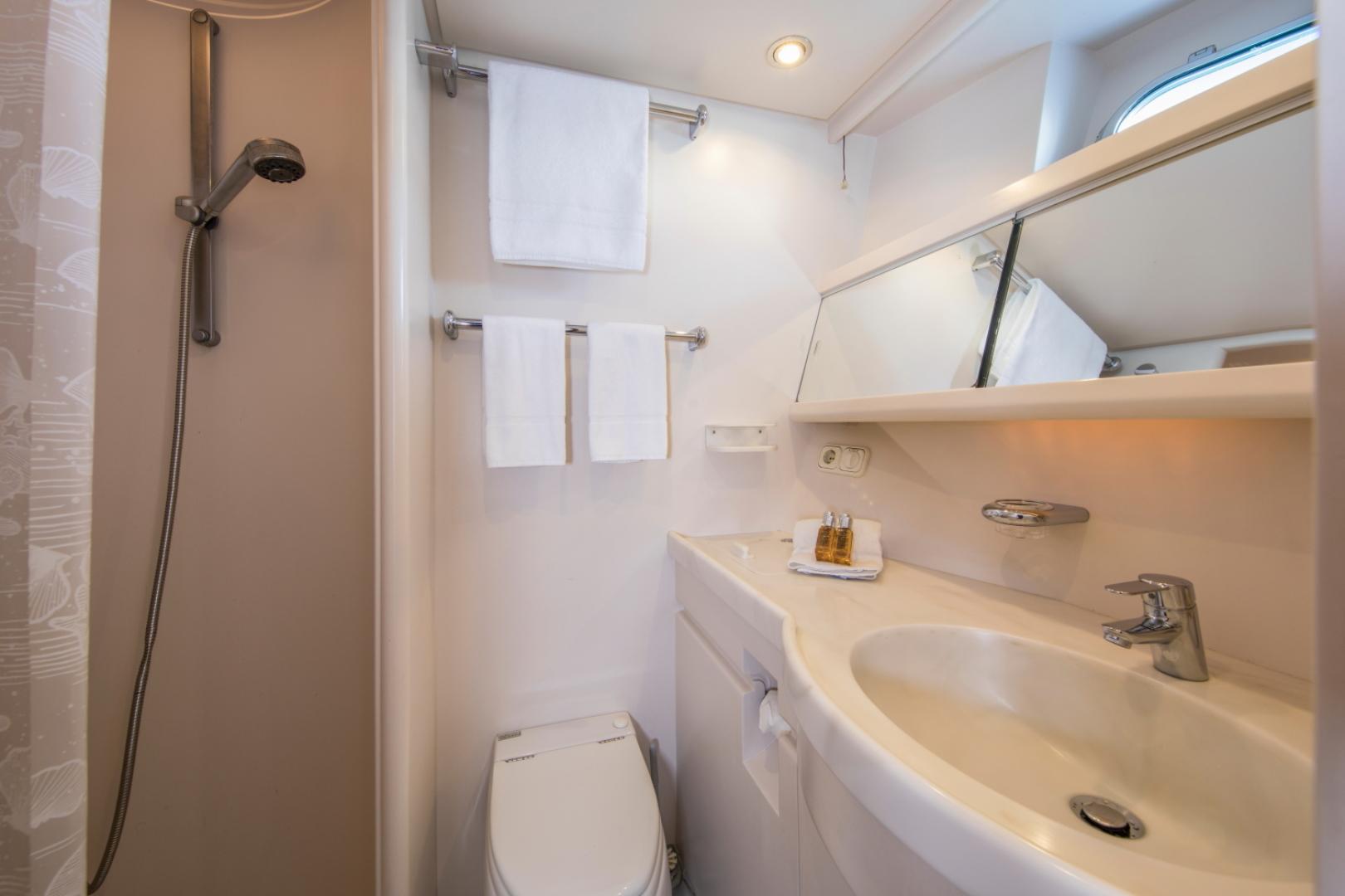 Jongert-2900M 1991-ALTA MAREA Palma de Mallorca-Spain-Crew Bathroom -1117278   Thumbnail