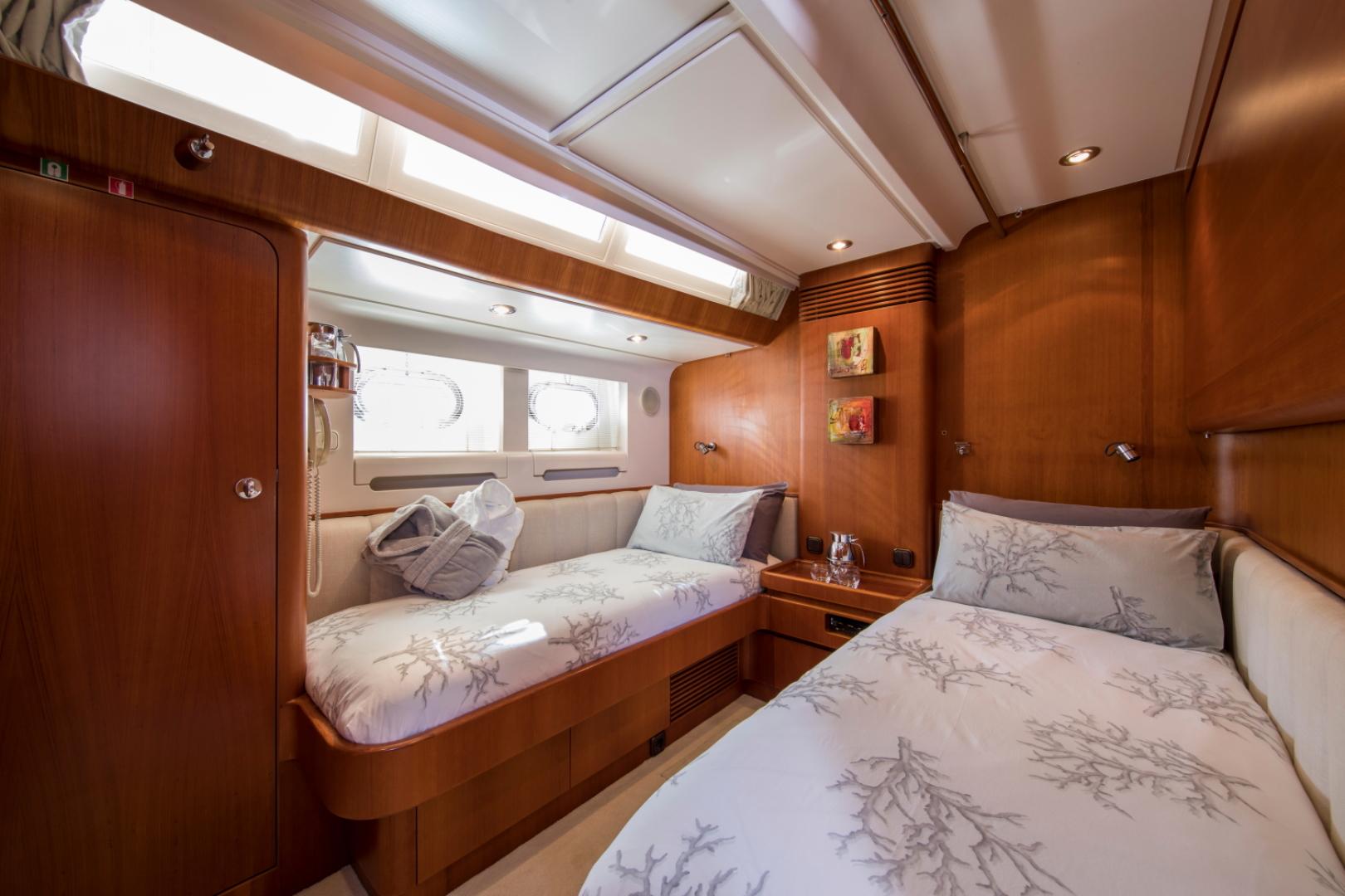 Jongert-2900M 1991-ALTA MAREA Palma de Mallorca-Spain-Guest Cabin 1 -1117265   Thumbnail
