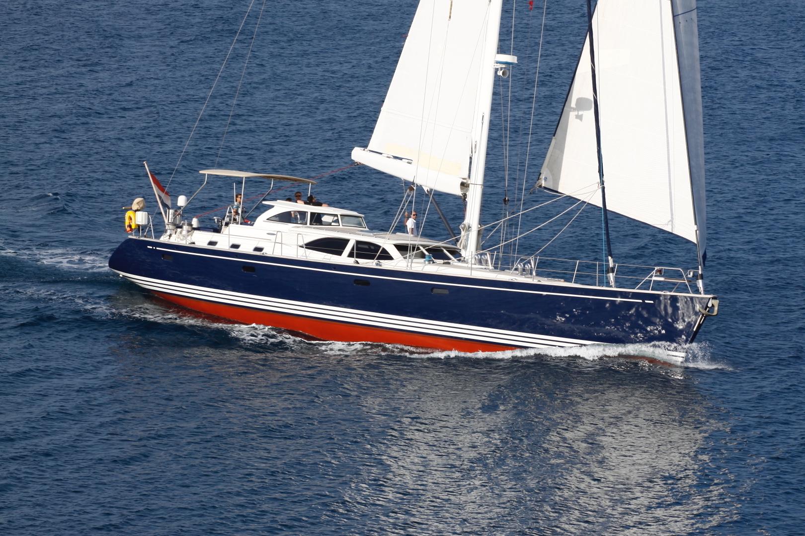 """2002 X-Yachts 73' 2016 """"PULSAR II"""""""