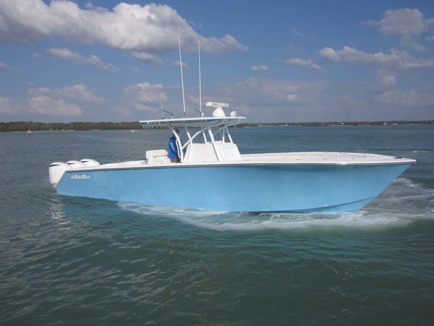 SeaHunter-39 Center Console 2017-SQUEEZE PLAY II Madeira Beach-Florida-United States-Profile-1117883 | Thumbnail