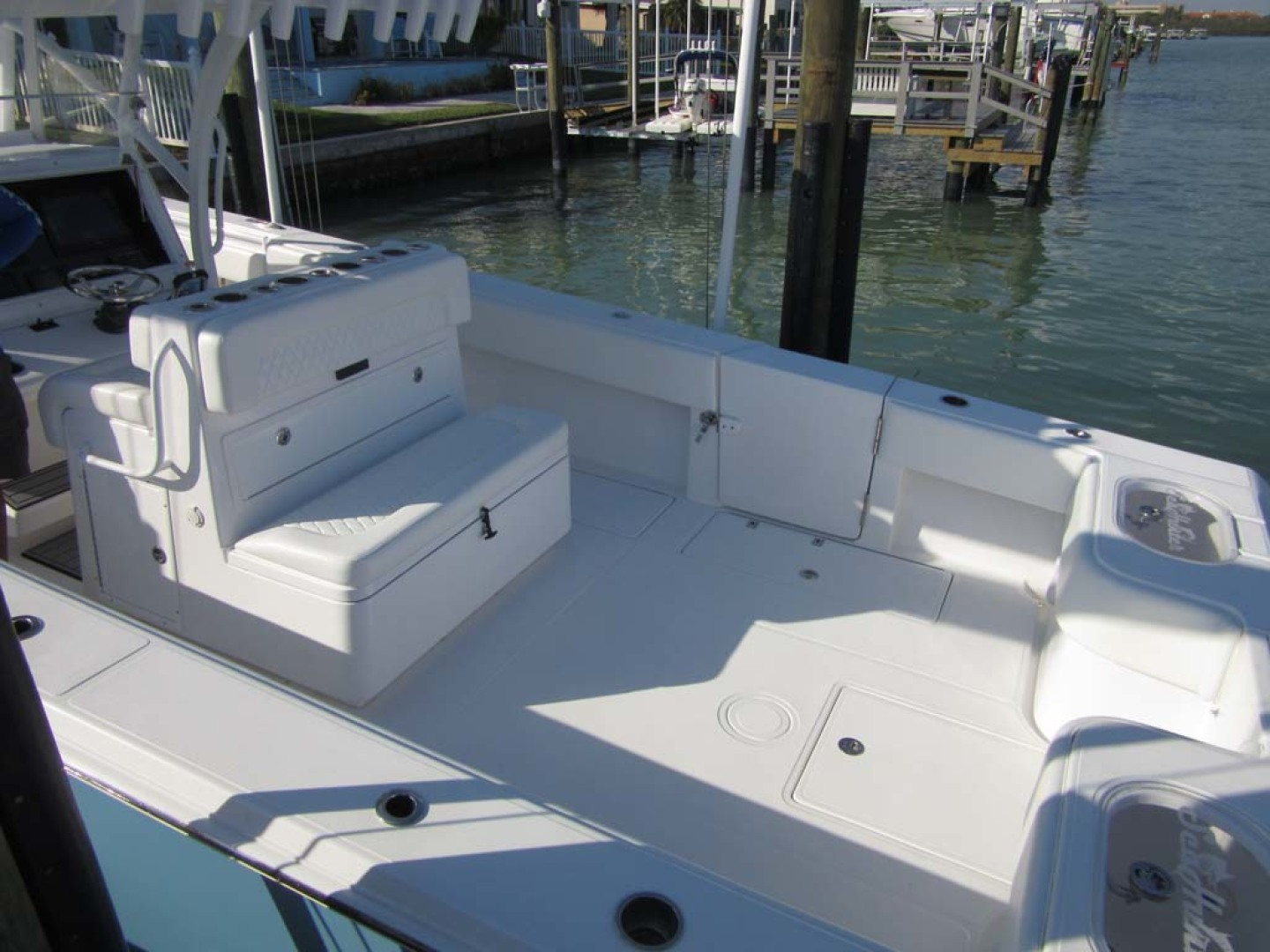 SeaHunter-39 Center Console 2017-SQUEEZE PLAY II Madeira Beach-Florida-United States-Cockpit-1117913 | Thumbnail
