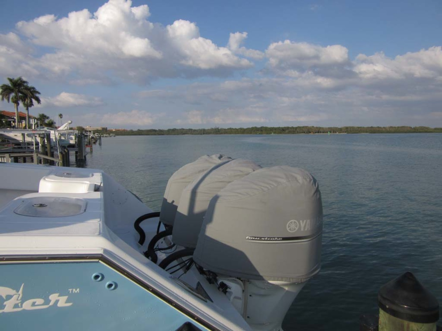 SeaHunter-39 Center Console 2017-SQUEEZE PLAY II Madeira Beach-Florida-United States-Engine Covers-1117924 | Thumbnail