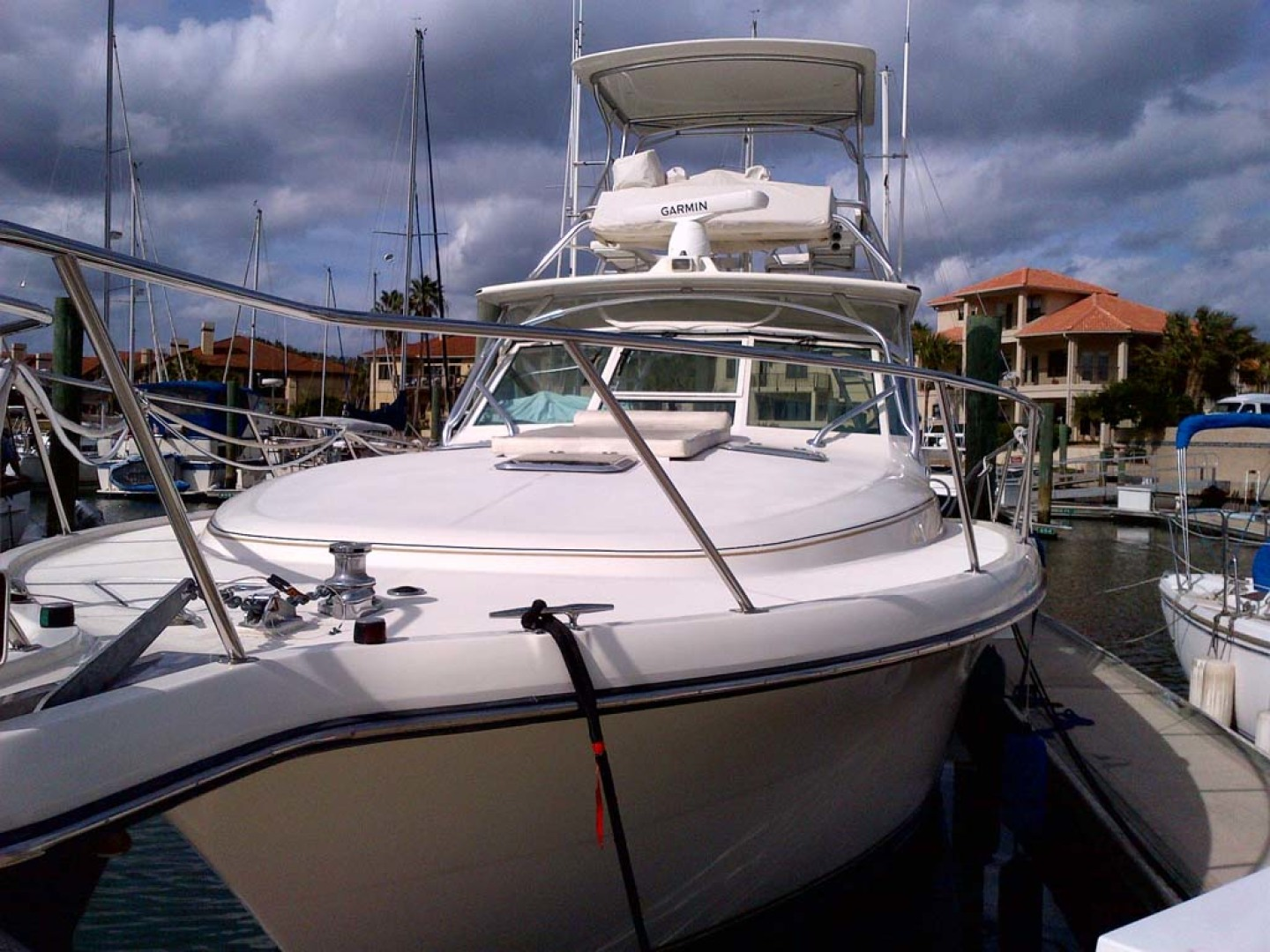 Tiara Yachts-Open 1997-Cadiz Saint Augustine-Florida-United States-At Dock-1117944 | Thumbnail
