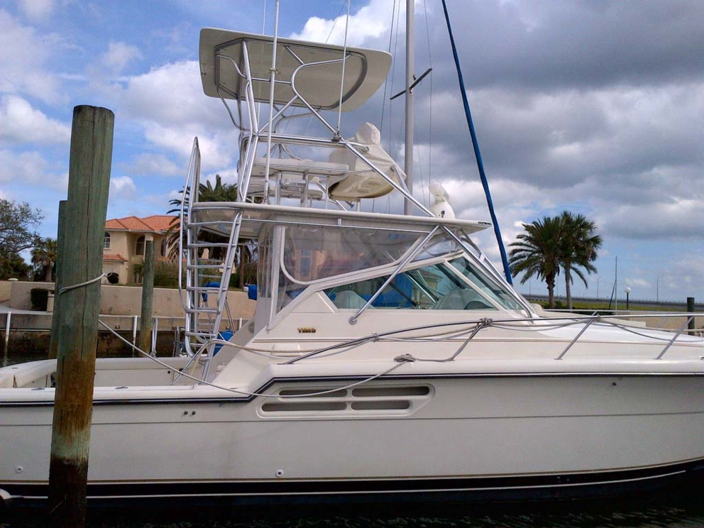 Tiara Yachts-Open 1997-Cadiz Saint Augustine-Florida-United States-At Dock-1117943 | Thumbnail