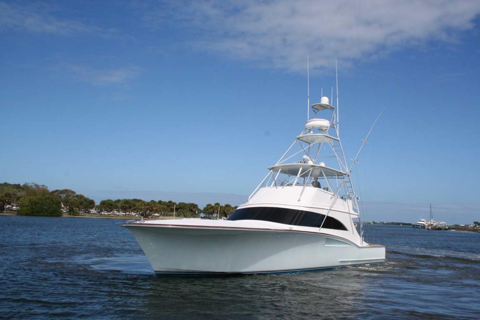 Titan-62 Custom Carolina Sportfish 2004-Trust Me Too Stuart-Florida-United States-Port Bow View-1118205 | Thumbnail