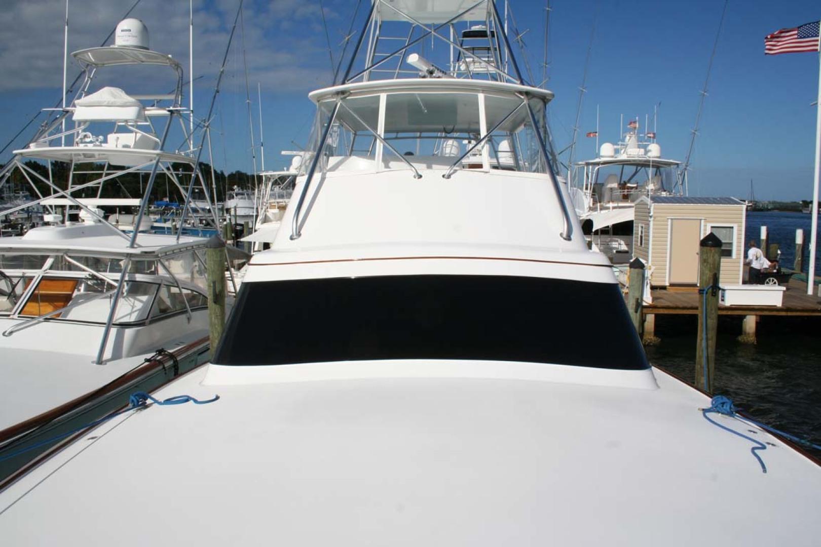 Titan-62 Custom Carolina Sportfish 2004-Trust Me Too Stuart-Florida-United States-Foredeck-1118251 | Thumbnail