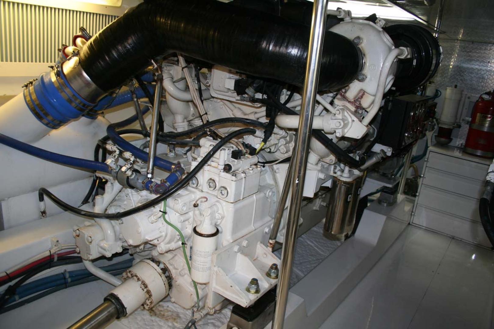 Titan-62 Custom Carolina Sportfish 2004-Trust Me Too Stuart-Florida-United States-Port Transmission-1118276 | Thumbnail