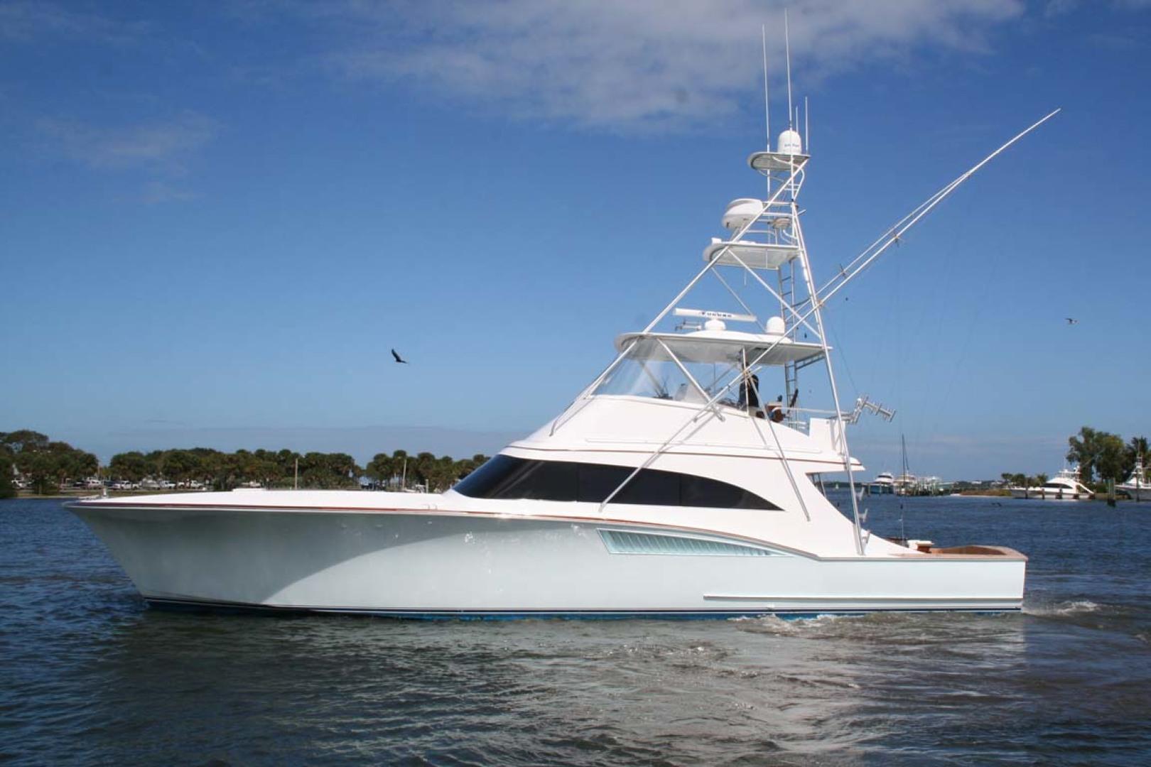 Titan-62 Custom Carolina Sportfish 2004-Trust Me Too Stuart-Florida-United States-Port View-1118285 | Thumbnail