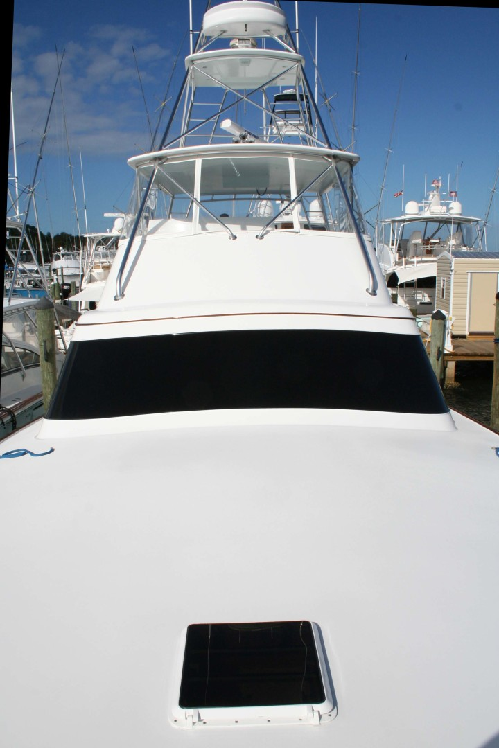 Titan-62 Custom Carolina Sportfish 2004-Trust Me Too Stuart-Florida-United States-Foredeck-1118250 | Thumbnail