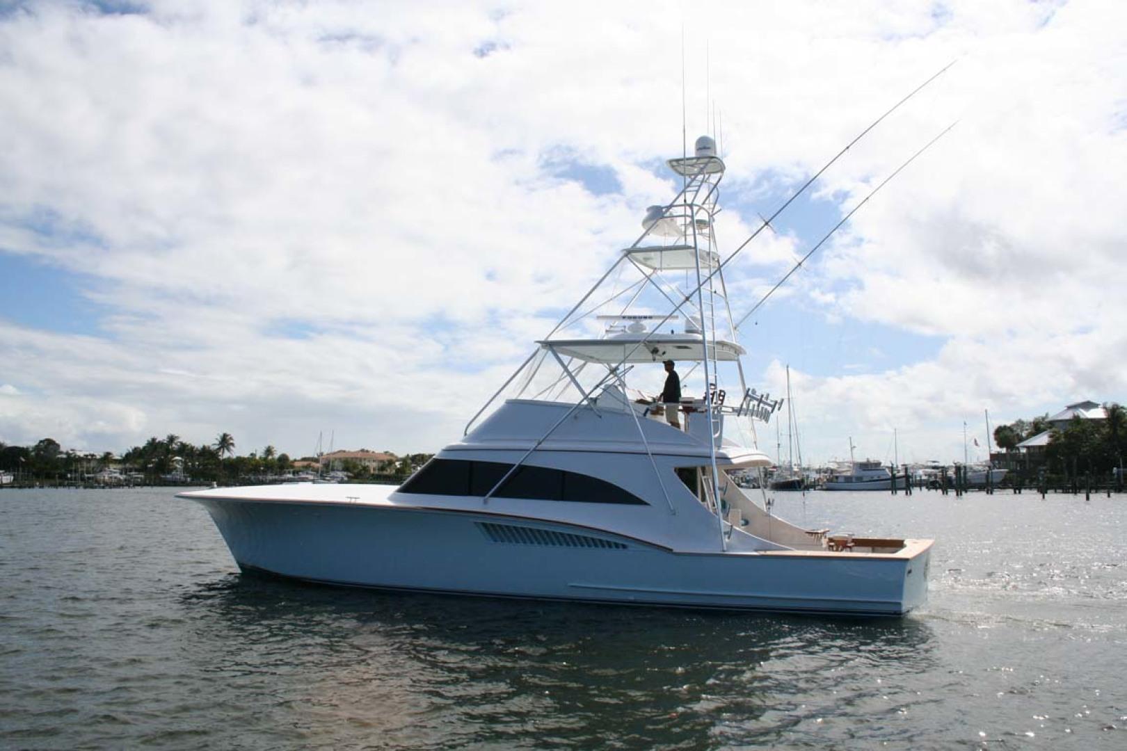 Titan-62 Custom Carolina Sportfish 2004-Trust Me Too Stuart-Florida-United States-Port View-1118286 | Thumbnail