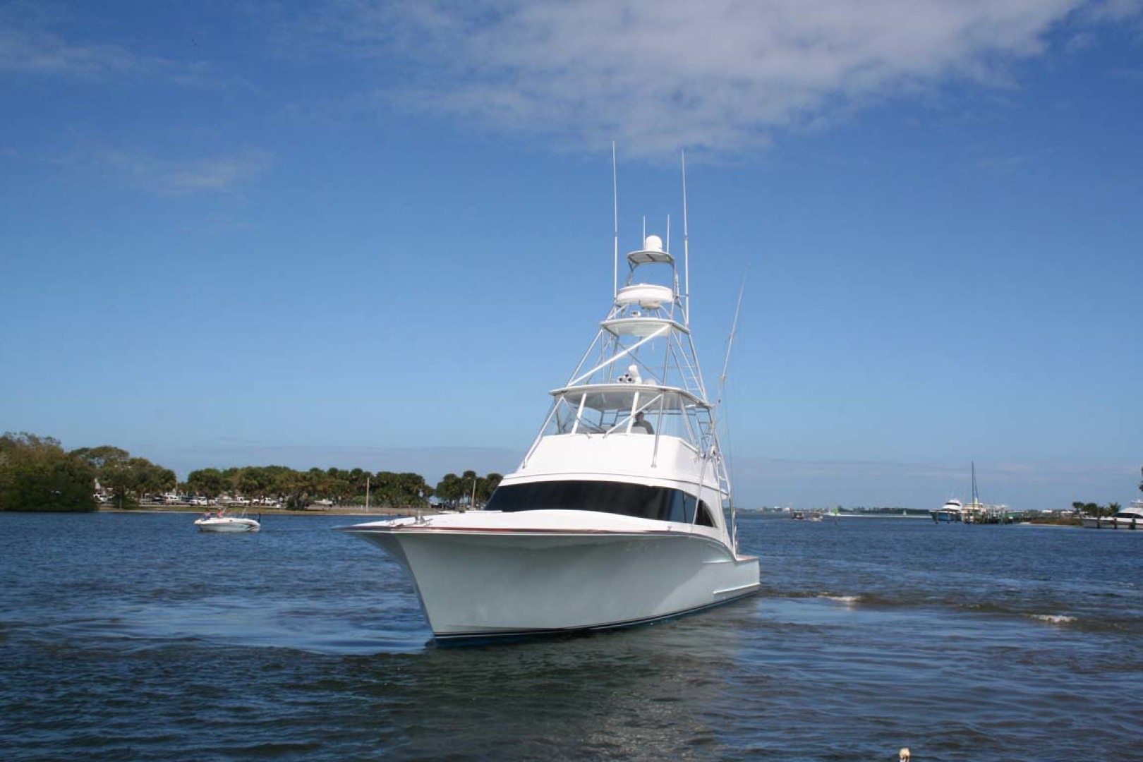 Titan-62 Custom Carolina Sportfish 2004-Trust Me Too Stuart-Florida-United States-Port Bow View-1118283 | Thumbnail