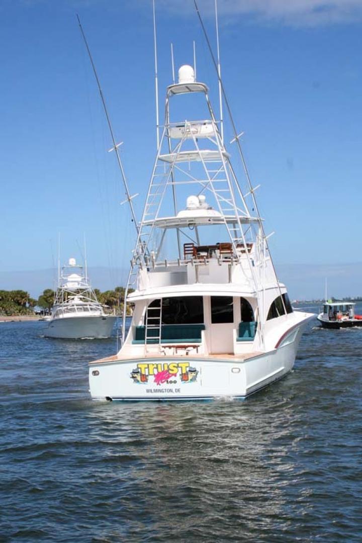 Titan-62 Custom Carolina Sportfish 2004-Trust Me Too Stuart-Florida-United States-Starboard Aft Quarter-1118282 | Thumbnail