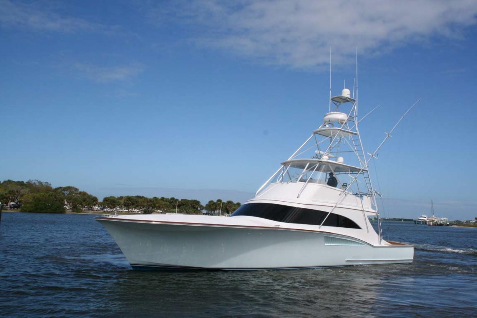 Titan-62 Custom Carolina Sportfish 2004-Trust Me Too Stuart-Florida-United States-Port View-1118284 | Thumbnail