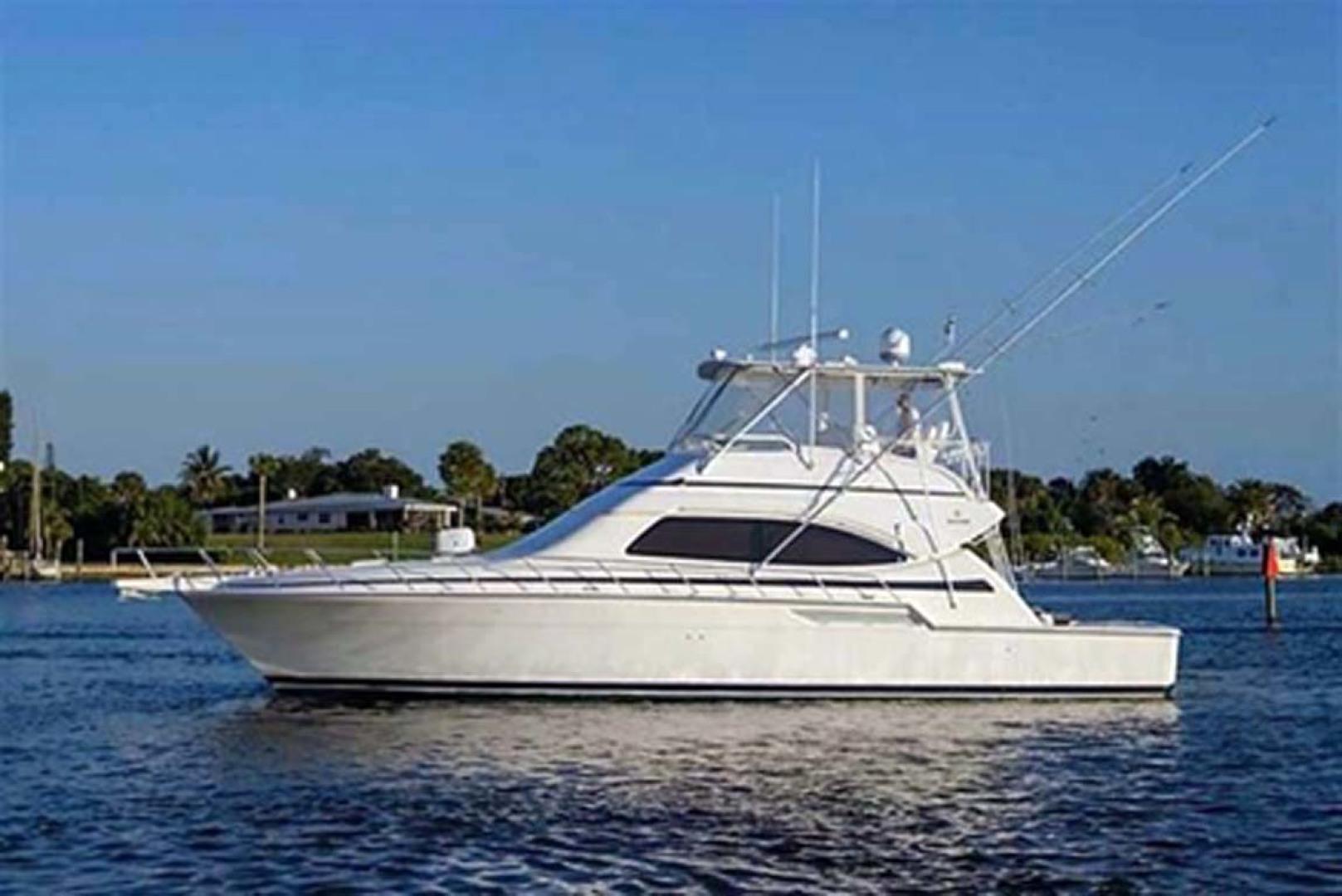 Bertram-510 Convertible 2002-Mary B Oceans Edge Hotel and Marina, Key West-Florida-United States-Running Profile-1129224 | Thumbnail