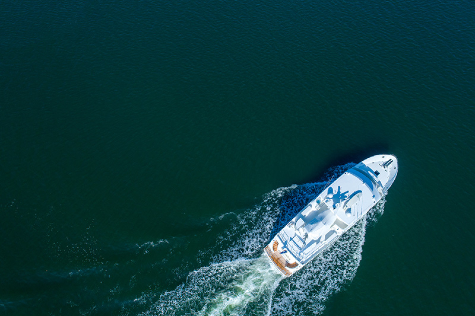 Outer Reef Yachts-Raised Pilothouse 2007-MS. MONICA Palm Beach Gardens-Florida-United States-Aerial-1119583   Thumbnail