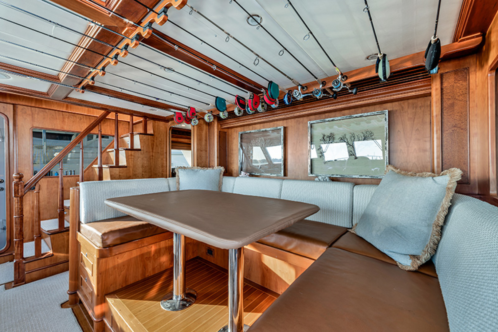 Outer Reef Yachts-Raised Pilothouse 2007-MS. MONICA Palm Beach Gardens-Florida-United States-Pilothouse-1119566   Thumbnail
