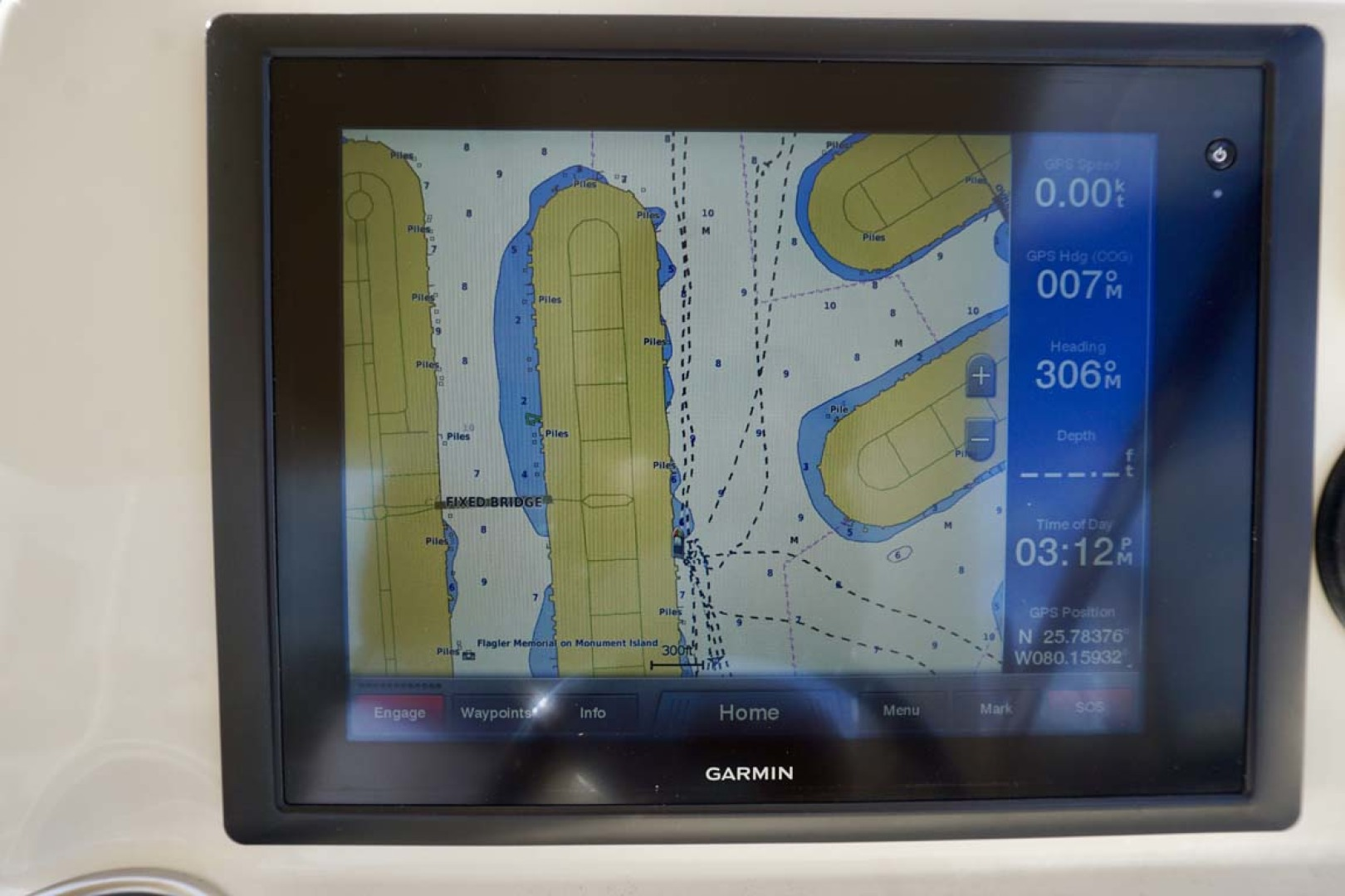 Scout-Dorado 2014-Fast Forward Miami Beach-Florida-United States-Garmin-1119605 | Thumbnail