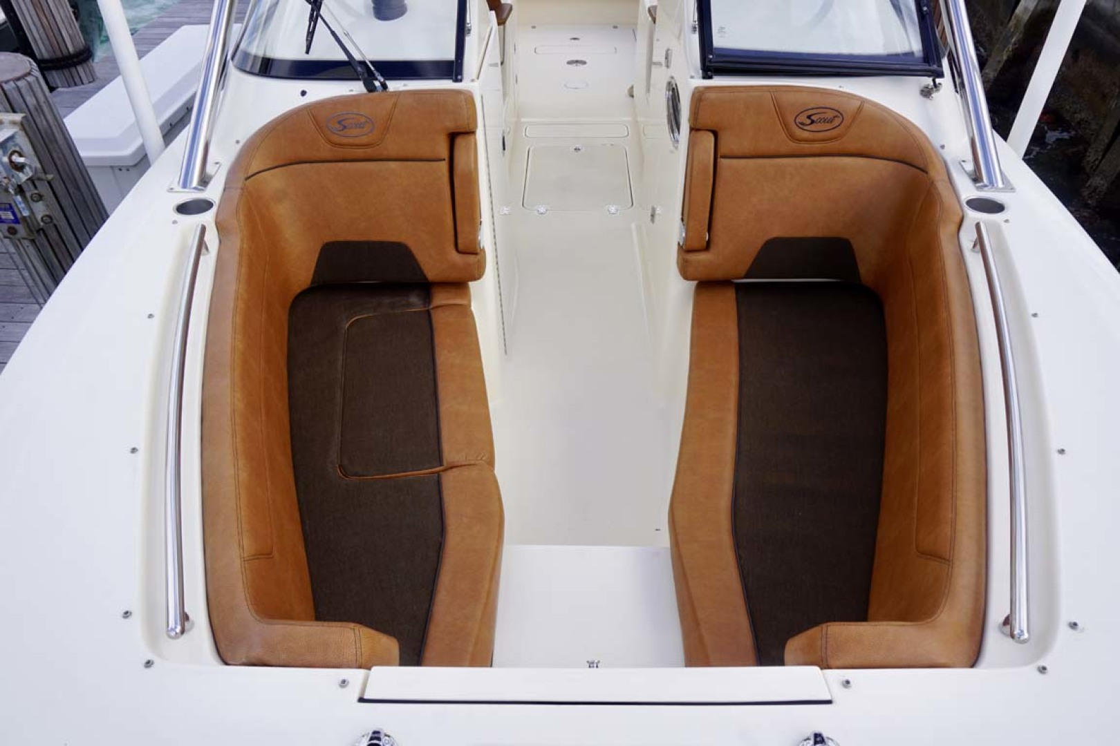 Scout-Dorado 2014-Fast Forward Miami Beach-Florida-United States-Looking Aft-1119597 | Thumbnail
