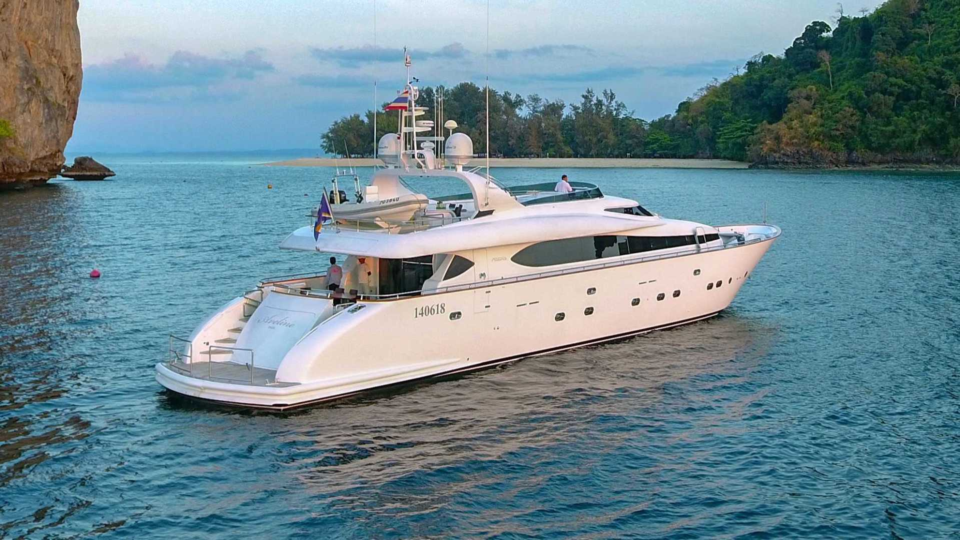Picture Of: 103' Maiora 31DP 2006 Yacht For Sale   2 of 32