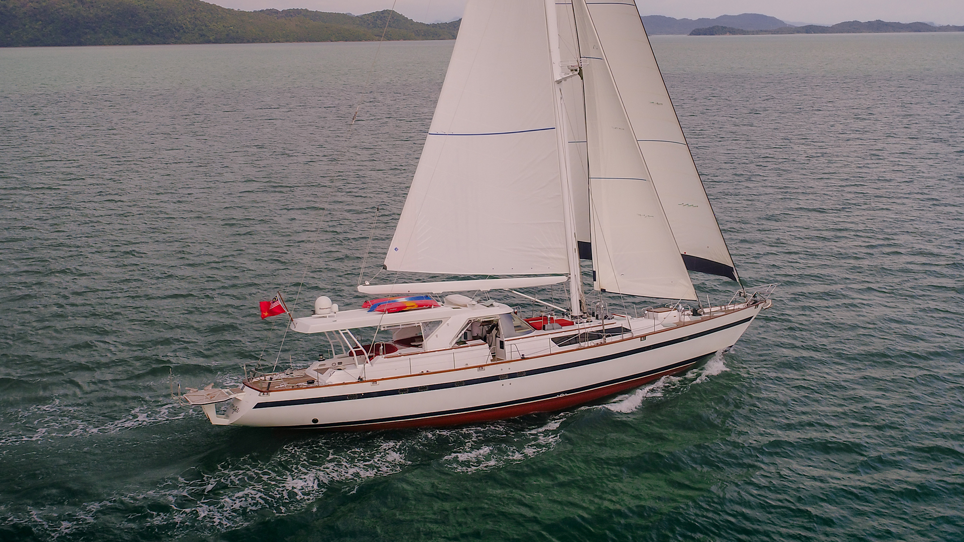 Picture Of: 97' CIM Maxi 88 1991 Yacht For Sale | 1 of 24