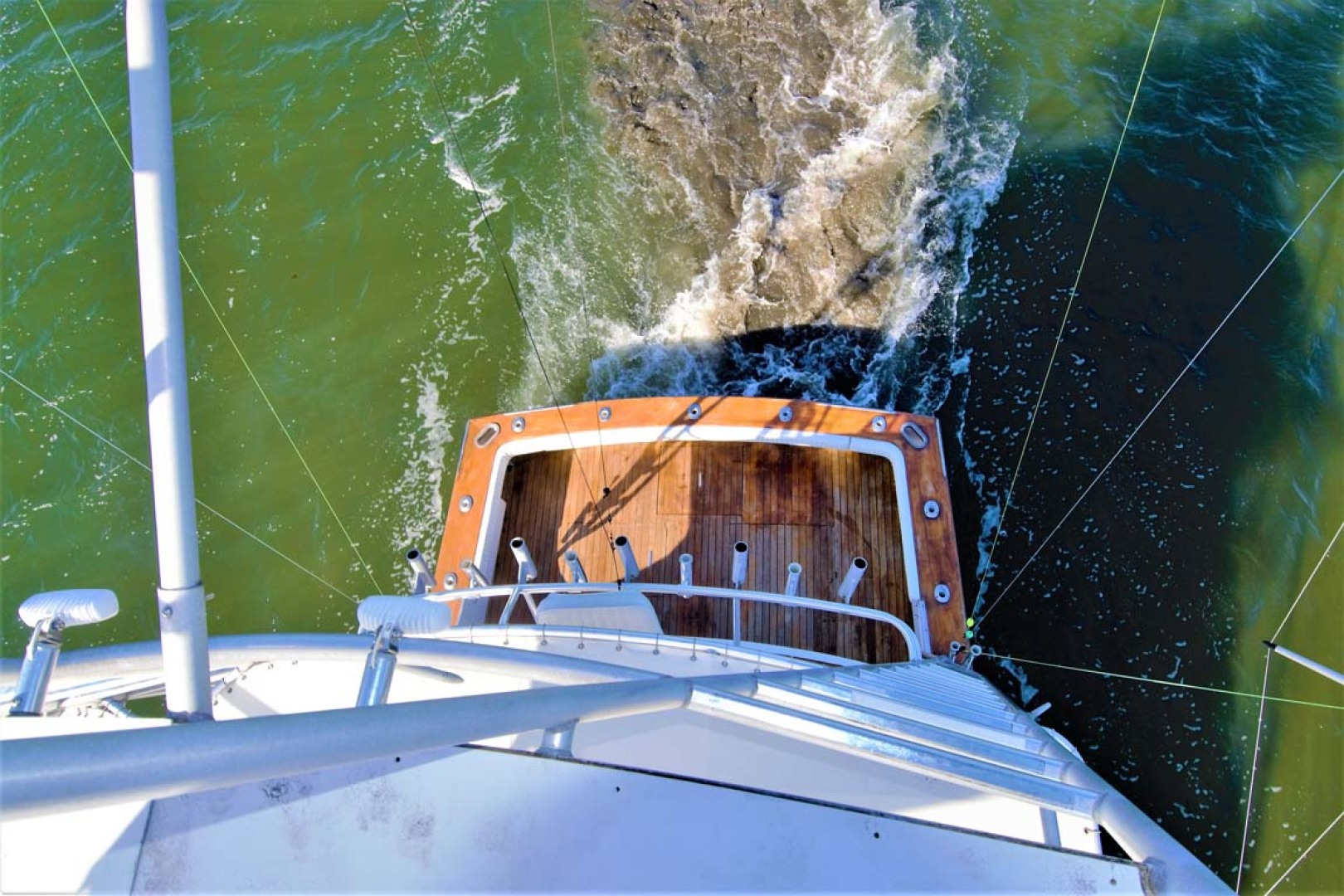 Buddy Davis-Sportfish 1986 -Center Moriches-New York-United States-View from Tower-1120933   Thumbnail