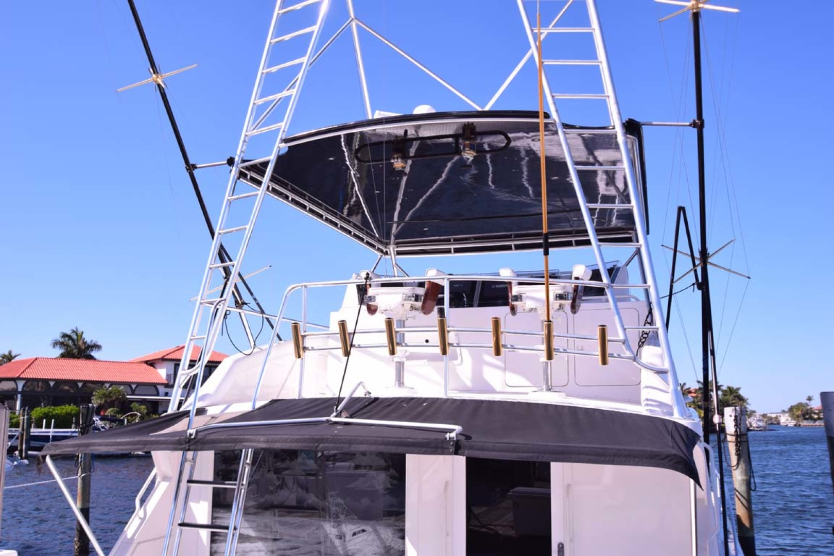 Bertram-60 Convertible 1998-CHARDAN Lighthouse Point-Florida-United States-Tuna Tower-1122645 | Thumbnail