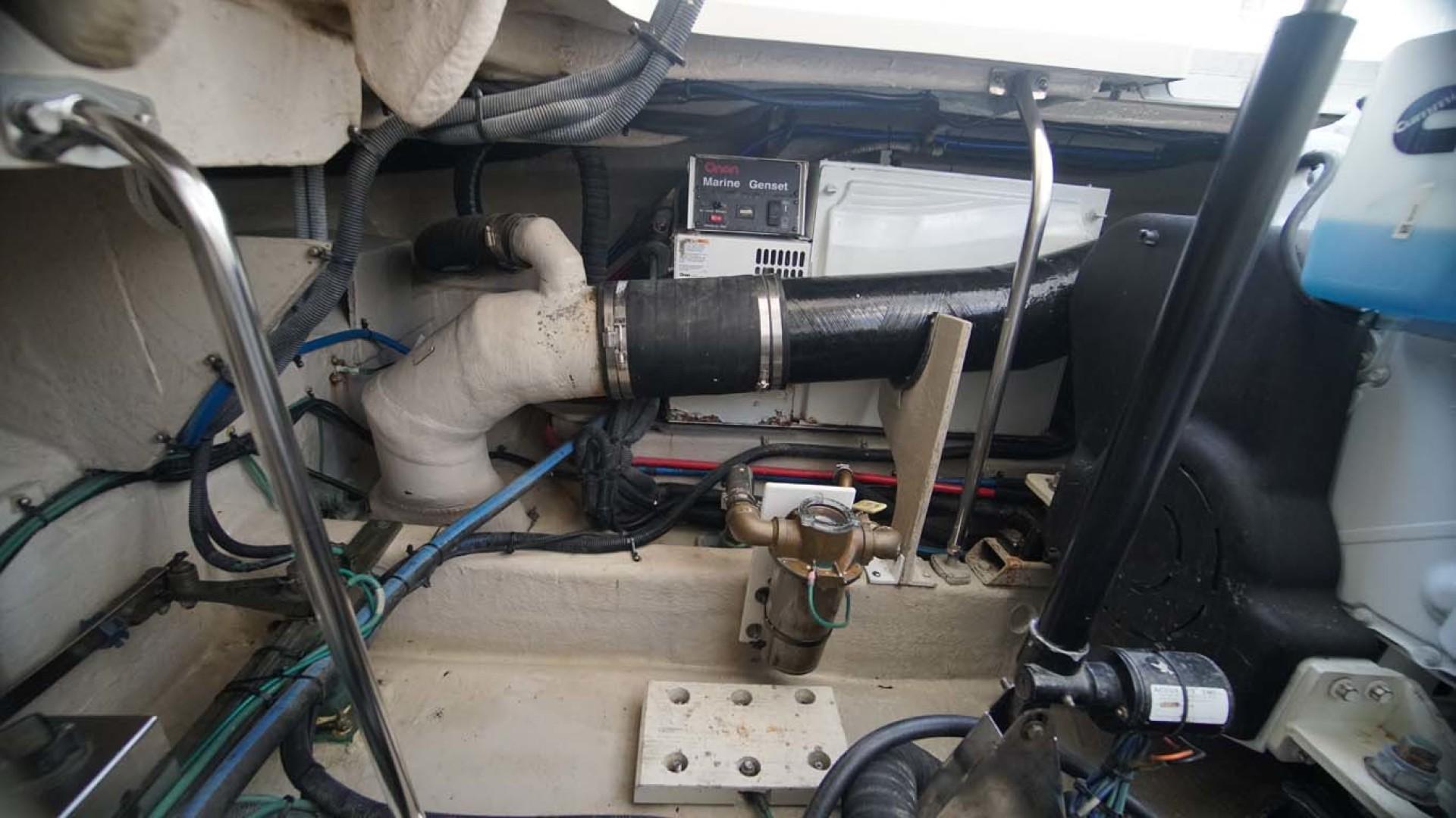 Sea Ray-Sundancer 2006-Late Fee Destin-Florida-United States-Generator Exhause-1126004 | Thumbnail