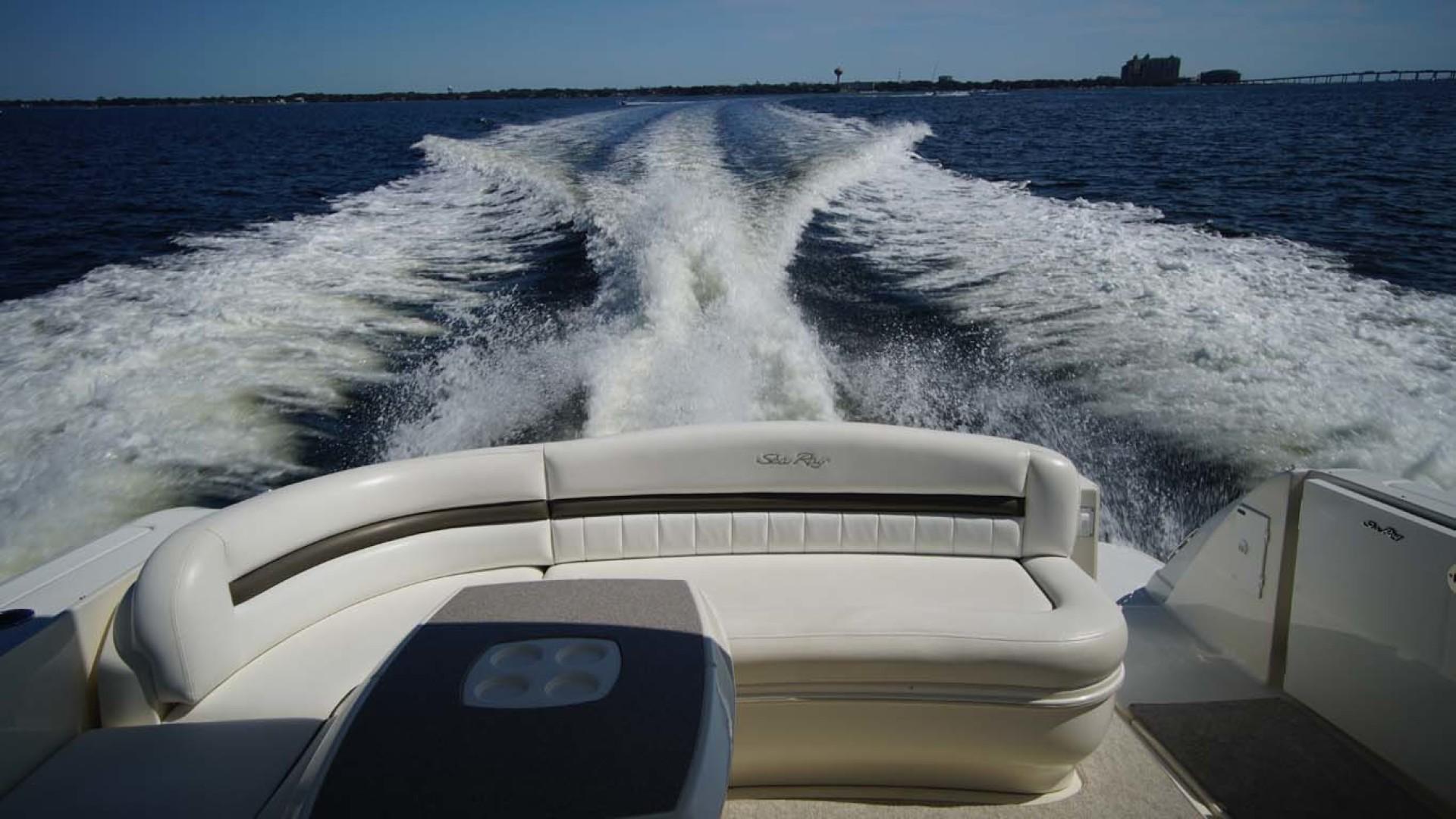 Sea Ray-Sundancer 2006-Late Fee Destin-Florida-United States-Running-1126007 | Thumbnail