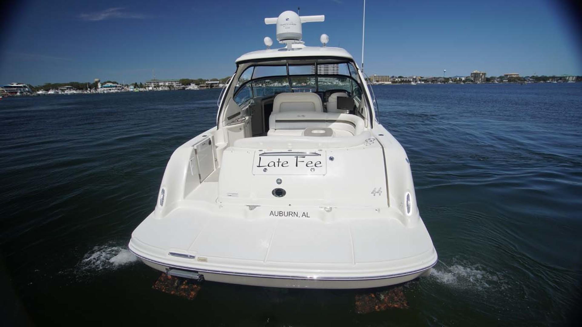 Sea Ray-Sundancer 2006-Late Fee Destin-Florida-United States-Stern-1125979 | Thumbnail