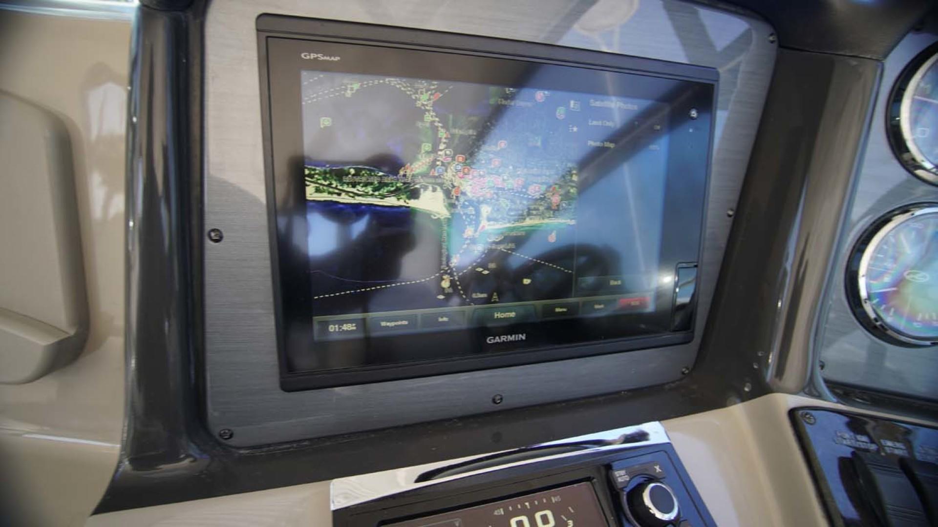 Sea Ray-Sundancer 2006-Late Fee Destin-Florida-United States-Garmin Screen-1125994 | Thumbnail