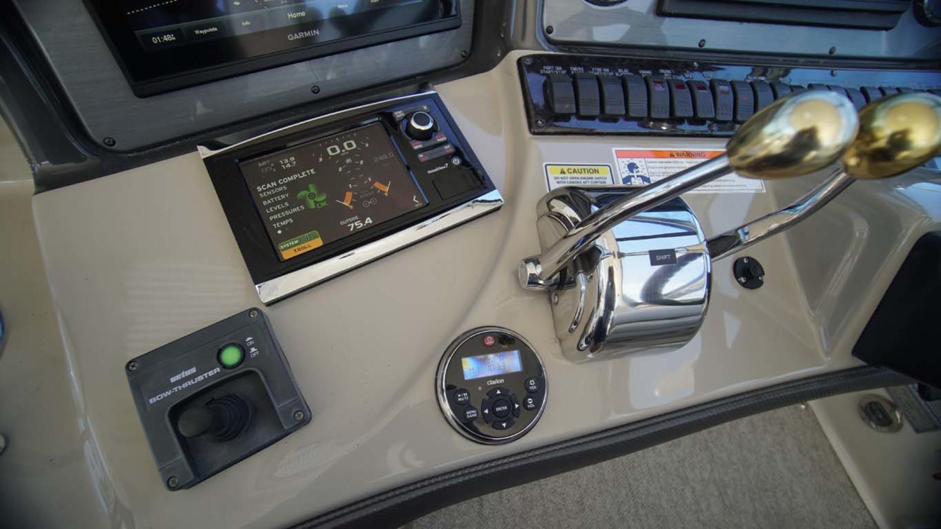 Sea Ray-Sundancer 2006-Late Fee Destin-Florida-United States-Helm Controls-1125990 | Thumbnail