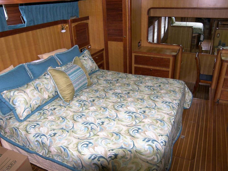 Marlow-70E Explorer 2004-Bluebonnet Sarasota-Florida-United States-Master Stateroom-1129304 | Thumbnail