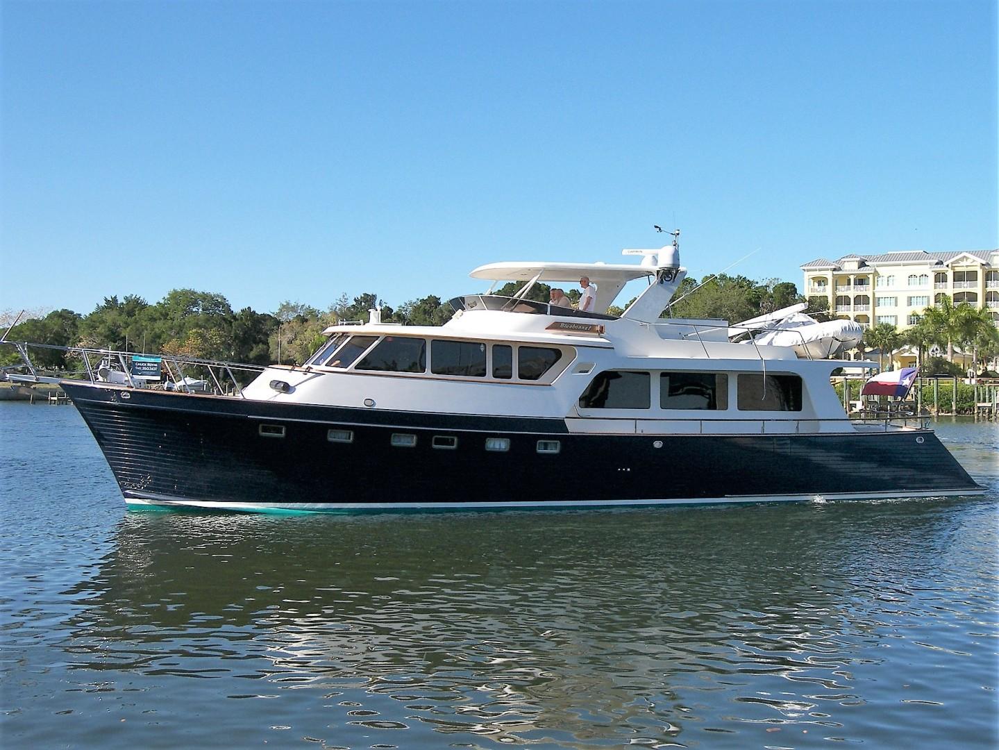 Marlow-70E Explorer 2004-Bluebonnet Sarasota-Florida-United States-Port Profile -1143254 | Thumbnail
