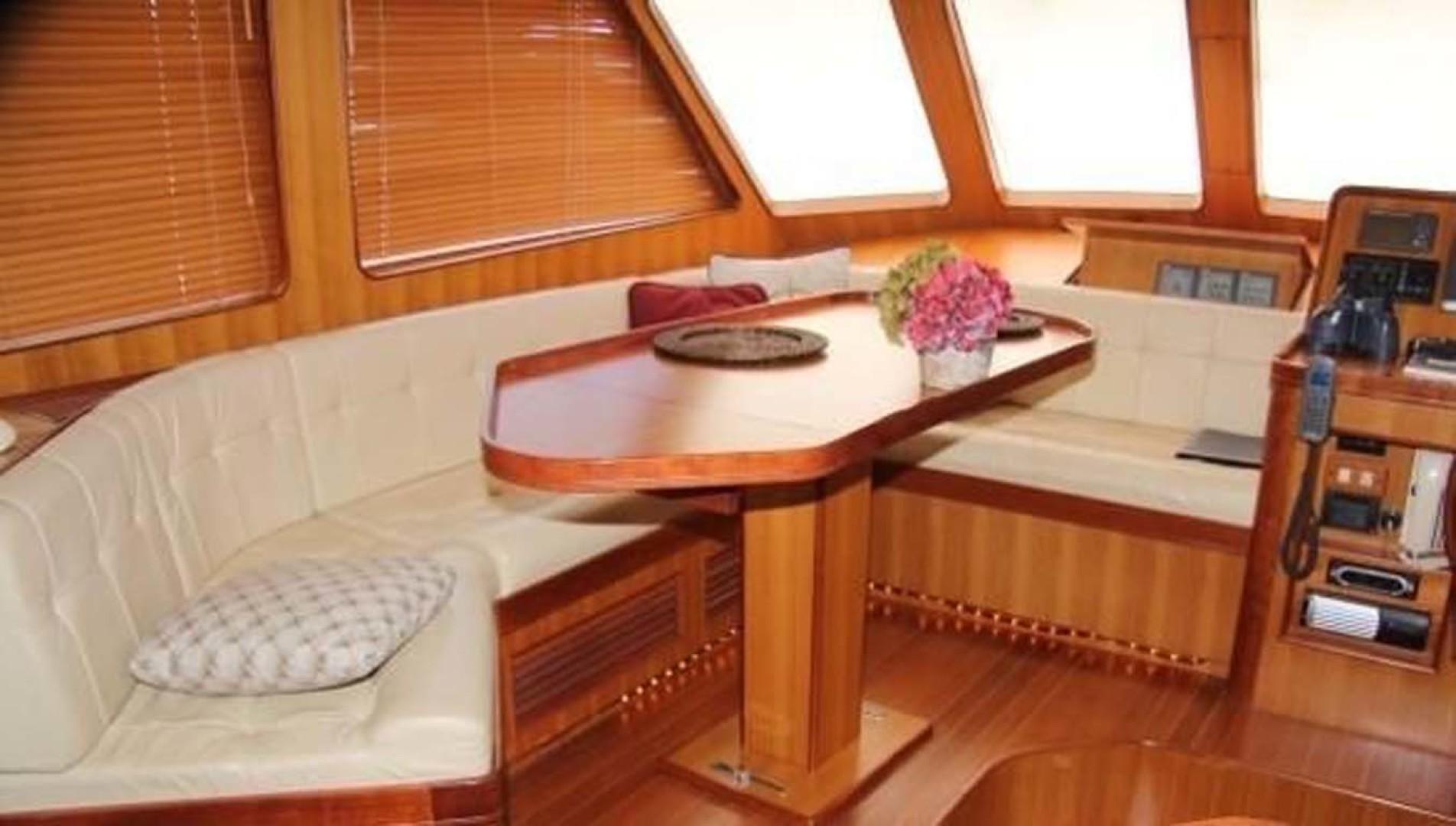 Marlow-70E Explorer 2004-Bluebonnet Sarasota-Florida-United States-Pilothouse Seating-1129303 | Thumbnail