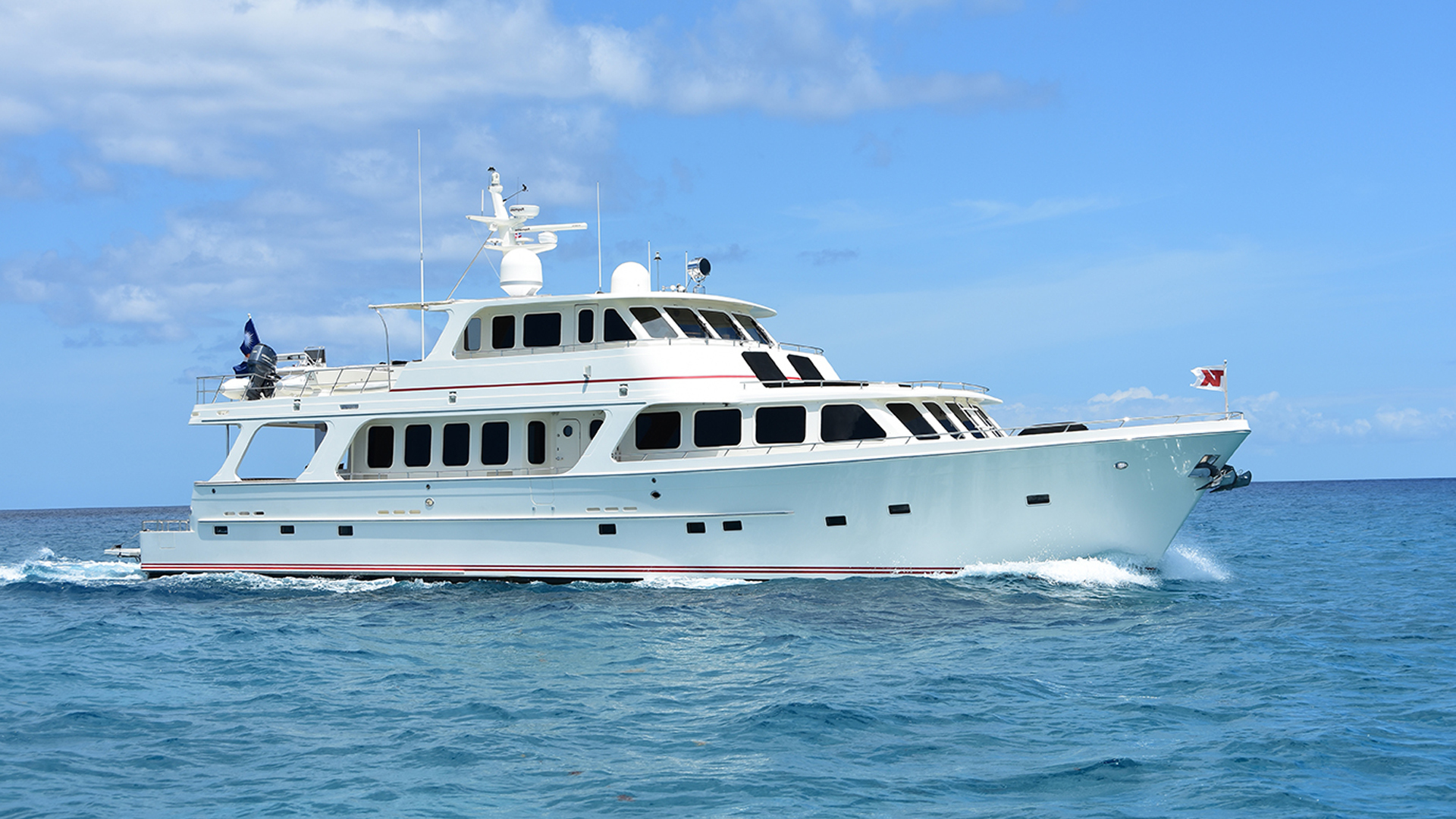Picture Of: 85' Offshore Yachts Voyager 2007 Yacht For Sale | 2 of 28