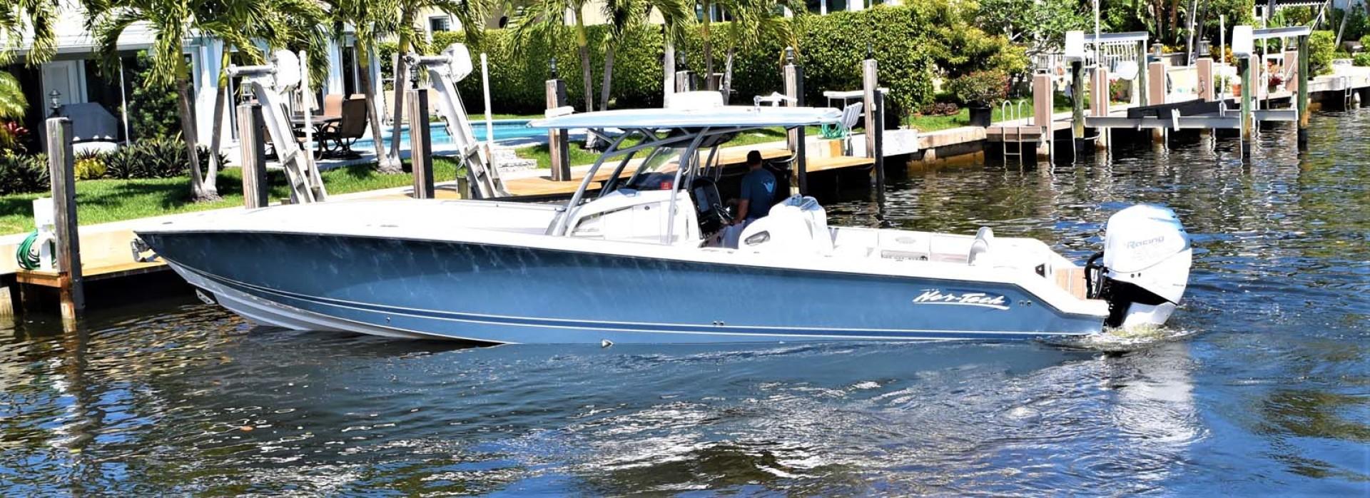 Nor-Tech-390 Sport 2018 -Boca Raton-Florida-United States-Port Side-1130600 | Thumbnail