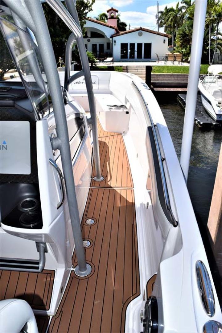 Nor-Tech-390 Sport 2018 -Boca Raton-Florida-United States-Stbd SeaDeck-1130604 | Thumbnail