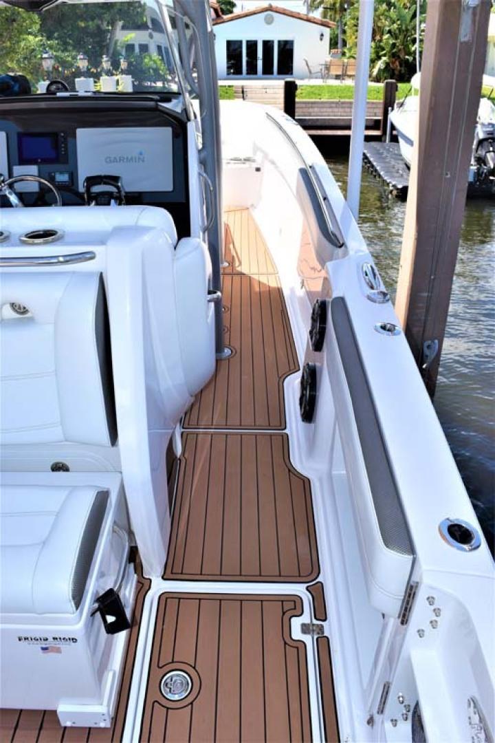 Nor-Tech-390 Sport 2018 -Boca Raton-Florida-United States-Stbd SeaDeck-1130605 | Thumbnail