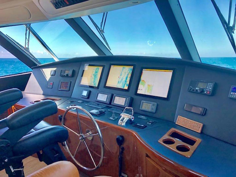 Viking-Enclosed Bridge 2012-Aldente Destin-Florida-United States-Helm-1130937 | Thumbnail