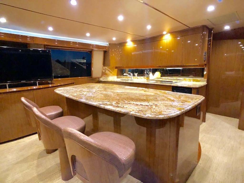 Viking-Enclosed Bridge 2012-Aldente Destin-Florida-United States-Breakfast Bar-1130921 | Thumbnail