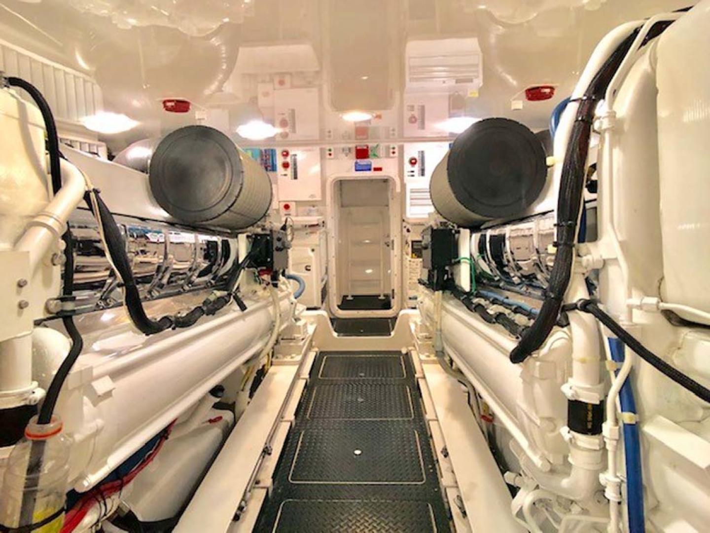 Viking-Enclosed Bridge 2012-Aldente Destin-Florida-United States-Engine Room-1130940 | Thumbnail